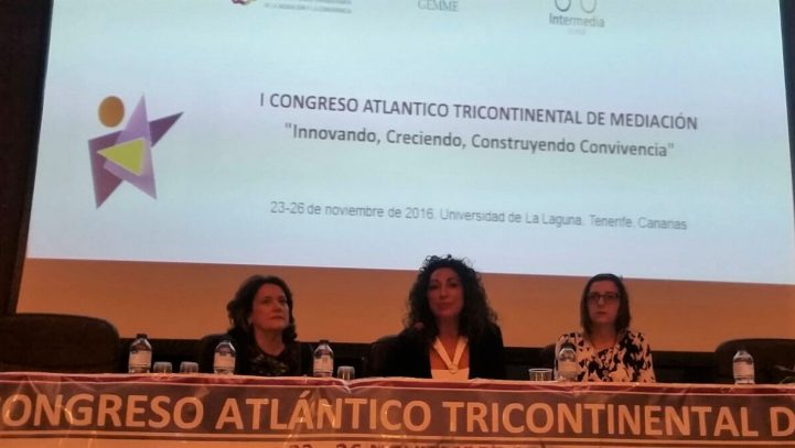 I Congreso Atlántico Tricontinental de Mediación