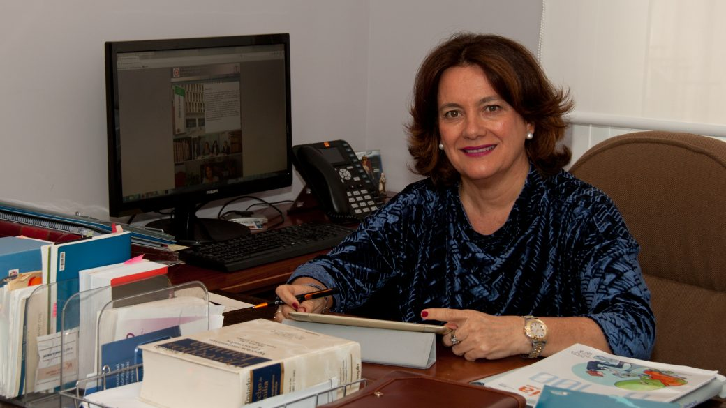 María Gabriela Domingo Corpas. Abogada de Familia