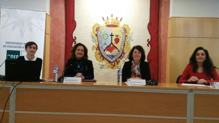 Curso organizado por la UNED: «Aspectos procesales y psicosociales del derecho de familia»