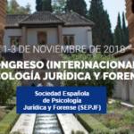XI Congreso Internacional de Psicología Jurídica y Forense